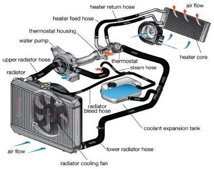 Radiator And Cooling Hong S Automotive